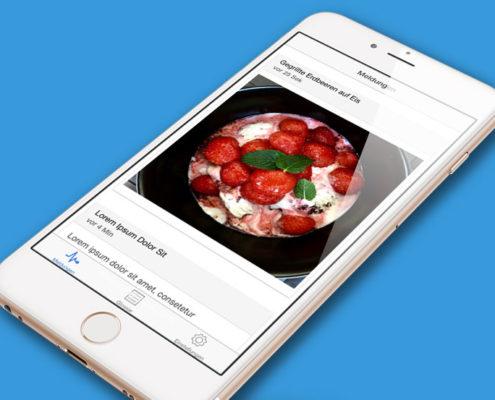 Atally iOS/Android App